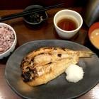 甘鯛のひらき 炭火焼き定食
