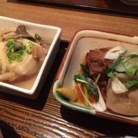 居心地の良い雰囲気と優しい味のおばんざいに心がほっこり、神楽坂茶寮本店でランチ