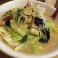 新中野駅から徒歩2分!たっぷり野菜が嬉しい♪長崎ちゃんぽん皿うどんのお店、球磨