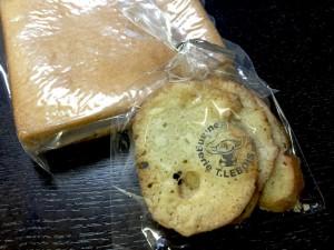 ラスク、パンのミミ