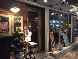anea cafe 中野新橋店