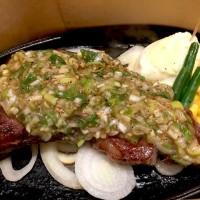 ステーキもハンバーグも食べごたえあり!色々な味を楽しめる!ヒーローズ笹塚店。
