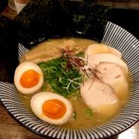 【閉店】濃厚鶏白湯がクセになる!ラーメンもつけ麺もオススメの「金星」