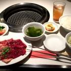 カルビ&ロース定食