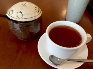 カフェギャラリー クリオの紅茶