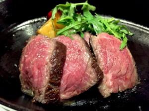 熟成肉ザブトンステーキ
