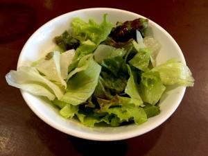 イル・プリモのサラダ