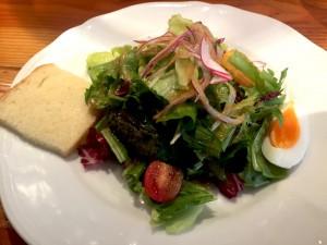 LISTAのサラダ