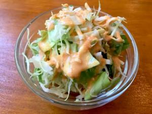 タージのサラダ