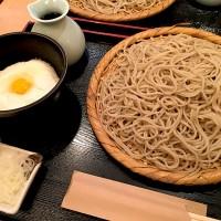 ランチ営業のみ、なくなり次第終了の手打蕎麦、松永♪是非行ってみる価値あり!