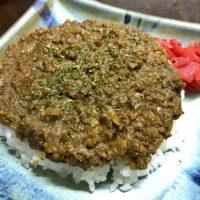 ドライカレーの老舗カフェハイチ(Cafe HAITI) 中野駅から徒歩8分!絶妙な味が美味しい!