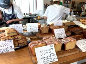 Sunday Bake Shop 店内