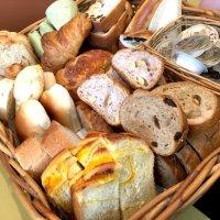あんぱんの元祖、木村家のパンが食べ放題!グリル木村家でご褒美ランチ♪