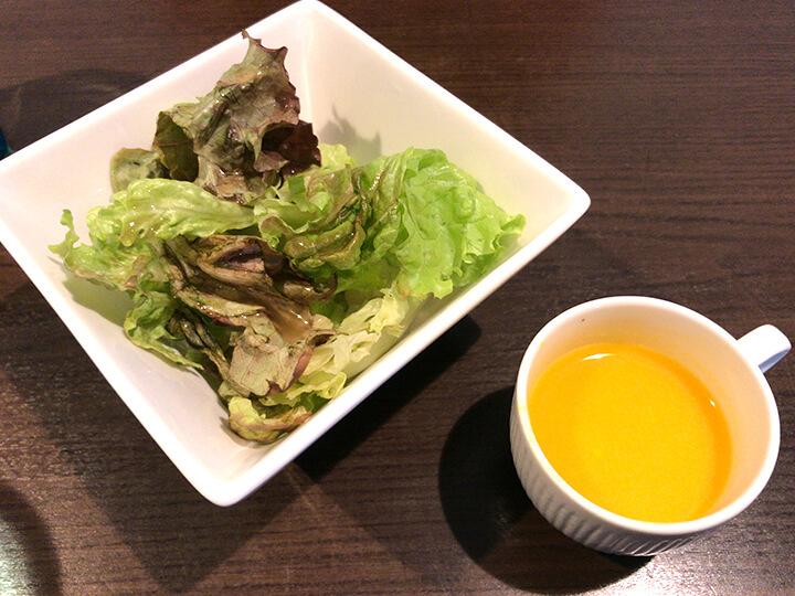 サラダ・スープ